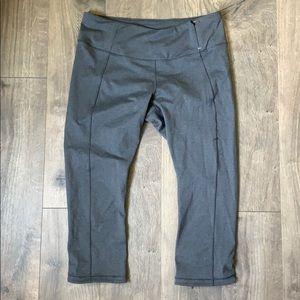 Calia leggings with zip details - L